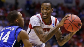Kevin Ware Plays in Exhibition Game