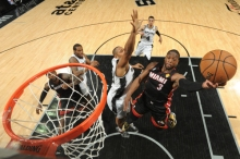 2013 NBA Finals - Game Four